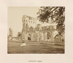 Lanthony Abbey
